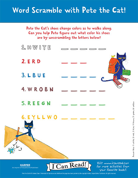Image Result For Pete Cat Coloring Page Icr Pete Cat